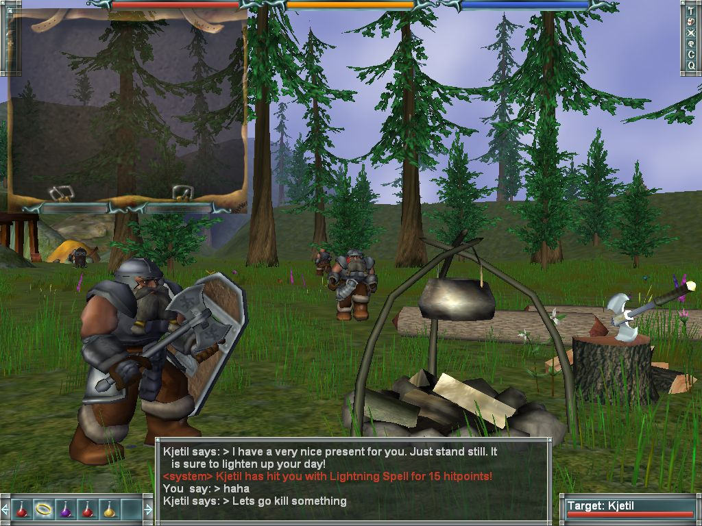 Alpha version (2002)